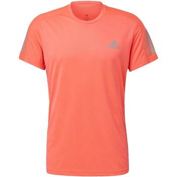 Kleidung Herren T-Shirts adidas Originals Own the Run T-Shirt Rose