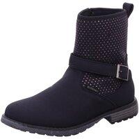 Schuhe Mädchen Low Boots Brütting Stiefel Laurie 320257 blau