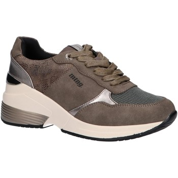 Schuhe Damen Multisportschuhe MTNG 69569 Verde