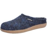 Schuhe Damen Hausschuhe Giesswein Faitsch, Damen Hausschuhe blau