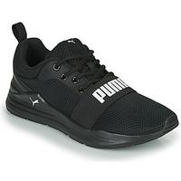 Schuhe Herren Sneaker Low Puma WIRED Schwarz