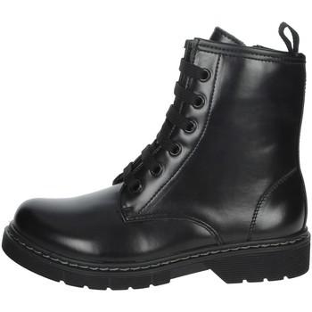 Schuhe Mädchen Boots Asso AG-8900 Schwarz