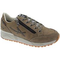 Schuhe Damen Sneaker Low Allrounder by Mephisto MEPHVALESSAma marrone