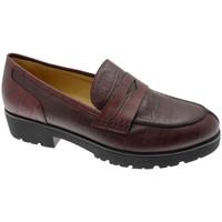 Schuhe Damen Slipper Donna Soft DOSODS0945bor blu