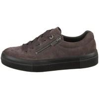 Schuhe Damen Sneaker Low Legero Lima Schwarz, Braun