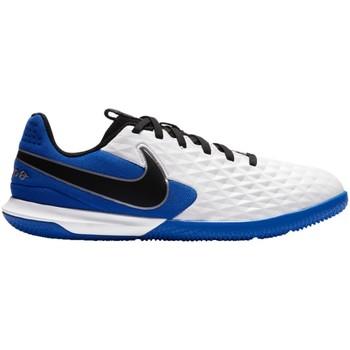 Schuhe Mädchen Fußballschuhe Nike Sohle  JR. TIEMPO LEGEND 8 ACADE AT5735/104 104 weiß
