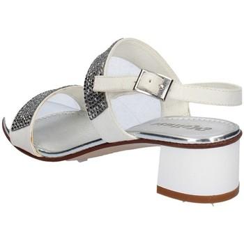 Melluso 03115X WEISS - Schuhe Sandalen / Sandaletten Damen 8340