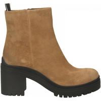 Schuhe Damen Low Boots Adele Dezotti  faggio