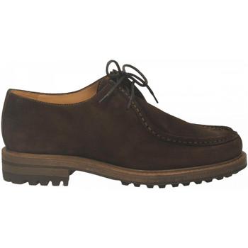 Schuhe Herren Derby-Schuhe Antica Cuoieria CORTINA nutella