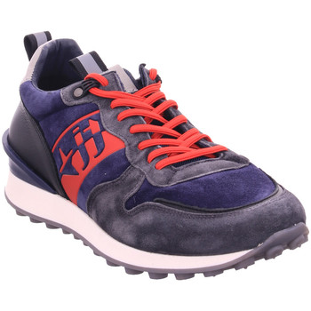 Schuhe Herren Sneaker Low Cetti - C1235 blau