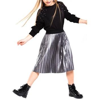 Kleidung Mädchen Shorts / Bermudas Mayoral  Gris