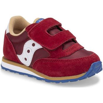 Schuhe Jungen Sneaker Low Saucony - Baby jazz bordeaux SL263370 BORDEAUX