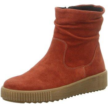 Schuhe Damen Schneestiefel Remonte Dorndorf Stiefeletten R7993-38 orange