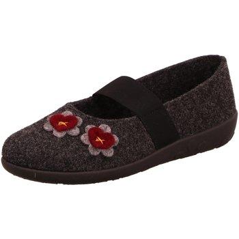 Schuhe Damen Hausschuhe Rohde Ballerup 2228/83 grau