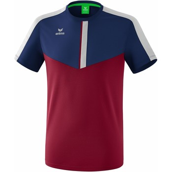 Kleidung Herren T-Shirts Erima T-shirt  Squad bleu royal/bleu marine