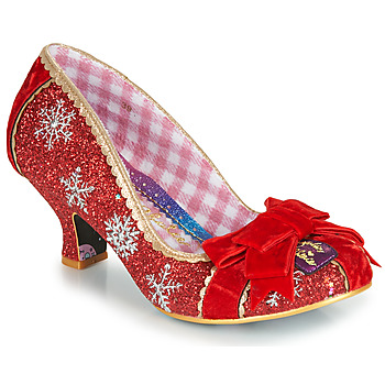 Schuhe Damen Pumps Irregular Choice SNOW QUEEN Rot