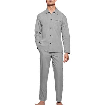 Kleidung Herren Pyjamas/ Nachthemden Impetus 1500310 E97 Grau