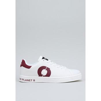 Schuhe Damen Sneaker Ecoalf  Bordeaux