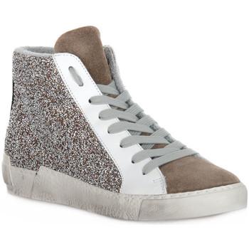Schuhe Damen Sneaker High At Go GO CALIFORNIA TORTORA Beige