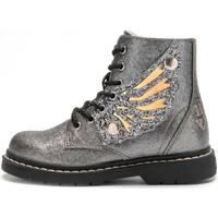 Schuhe Jungen Boots Lelli Kelly - Ali di fata grigio LK 5546 GRIGIO