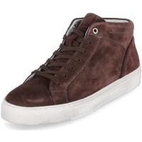Schuhe Herren Sneaker High Sioux 38192 Braun