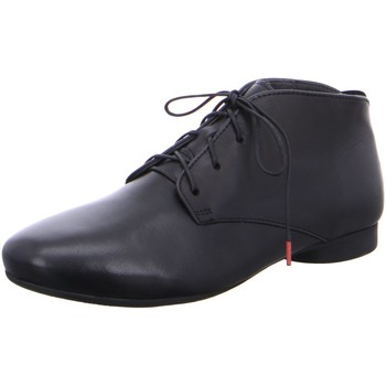 Schuhe Damen Boots Think Stiefeletten Guad Schnür Schuhe 274 0-888274-0000 schwarz