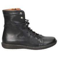 Schuhe Damen Low Boots Chacal BOTINES  5212 MODA JOVEN NEGRO Noir