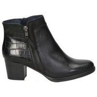 Schuhe Damen Low Boots Dorking BOTINES  D8296 SEÑORA NEGRO Noir