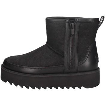 Schuhe Damen Boots UGG 1105314 SCHWARZ