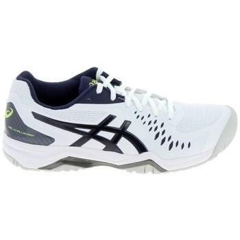 Schuhe Herren Tennisschuhe Asics Gel Challenger 12 Blanc Noir Weiss