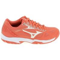 Schuhe Herren Sneaker Low Mizuno Cyclone K Rose Rose