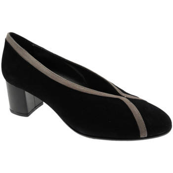 Schuhe Damen Pumps Soffice Sogno SOSO20611ne nero