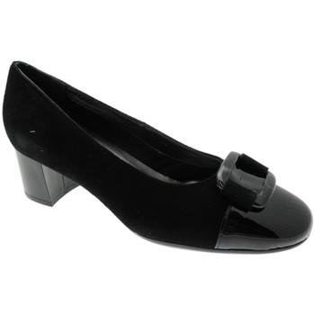 Schuhe Damen Pumps Soffice Sogno SOSO20780ne nero
