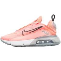 Schuhe Damen Sneaker Low Nike Wmns Air Max 2090 Rosa