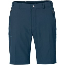 Kleidung Herren Shorts / Bermudas Vaude Sport Bekleidung Me Farley Stretch Bermuda 40375 334 blau