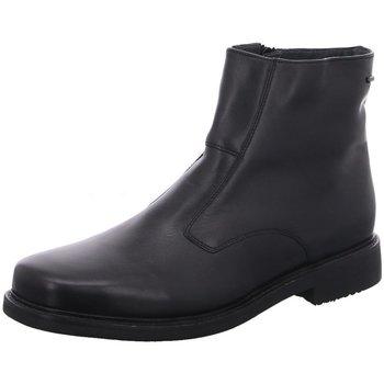 Schuhe Herren Boots Sioux NV 24310 schwarz