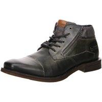 Schuhe Herren Boots Bugatti Kiano ExKo 321A08311900-1000 321A08311900-1000 schwarz