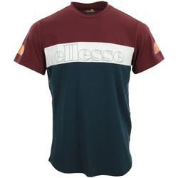 Kleidung Herren T-Shirts Ellesse Pogbino T-Shirt Blau