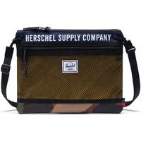 Taschen Handtasche Herschel Alder Peacoat/Woodland Camo/Lemon Chrome -Supply Athletics