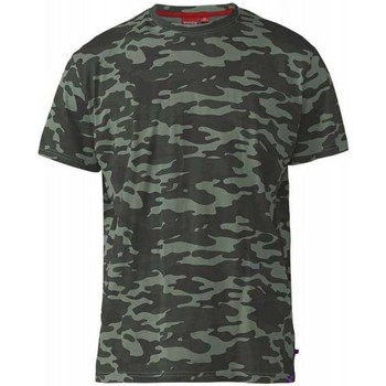 Kleidung Herren T-Shirts Duke  Dschungel