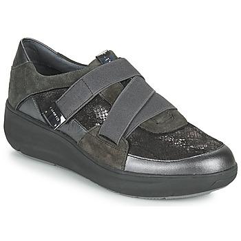 Schuhe Damen Sneaker Low Stonefly ROCK 11 Grau