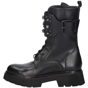 Schuhe Damen Ankle Boots Janet Sport 46751 SCHWARZ