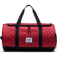 Taschen Reisetasche Herschel Sutton Carryall Independent Unified Red/Black Camo