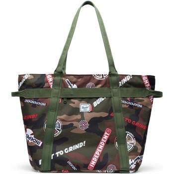 Taschen Umhängetaschen Herschel Alexander Zip Woodland Camo Multi Independent Logo/Cypress