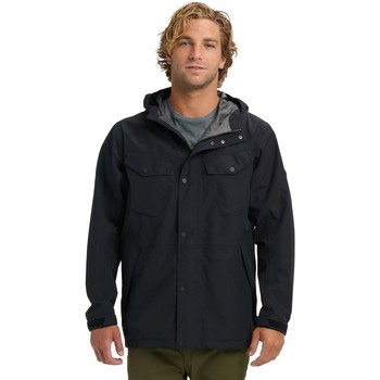 Kleidung Herren Windjacken Burton GoreTex Edgecomb Jacked True Black