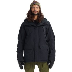 Kleidung Herren Windjacken Burton Breach Jacket True Black