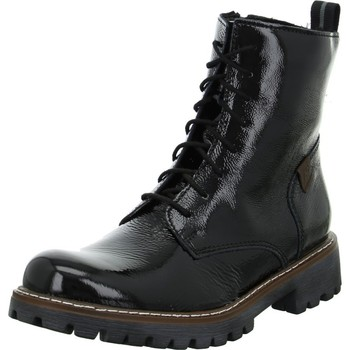 Schuhe Damen Low Boots Josef Seibel Marta 02 Schwarz