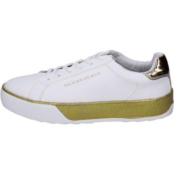 Schuhe Mädchen Sneaker Silvian Heach Sneakers Kunstleder weiß