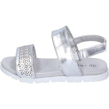 Schuhe Mädchen Sandalen / Sandaletten Sprox Sandalen Kunstleder Silber