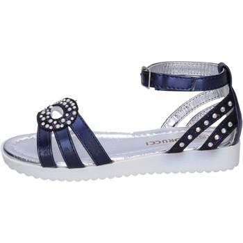Schuhe Mädchen Sandalen / Sandaletten Fiorucci BK505 Blau